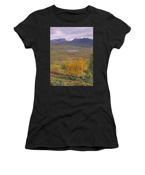 Abisko Nationalpark Women's T-Shirt