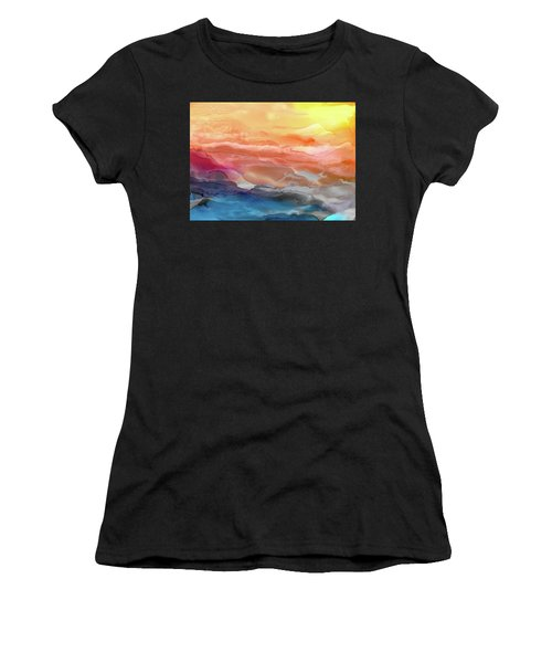 Above The Abyss Women's T-Shirt