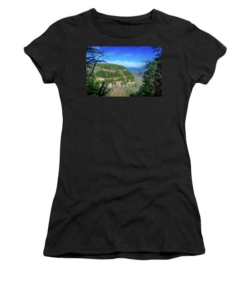 Above The Canyon Women's T-Shirt