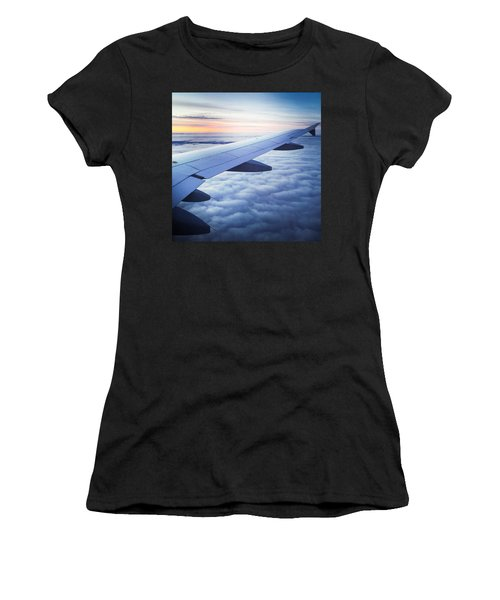 Above The Clouds 01 Women's T-Shirt