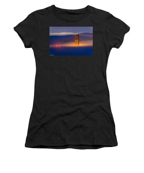 Above The Fog Women's T-Shirt