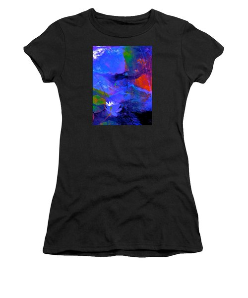 Abstract 112 Women's T-Shirt (Athletic Fit)