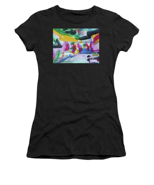 Abstract-17 Women's T-Shirt
