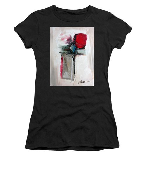Abstract 200709 Women's T-Shirt (Athletic Fit)