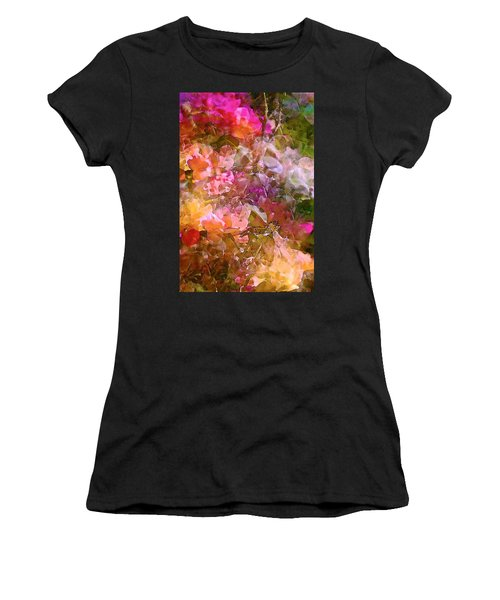 Abstract 276 Women's T-Shirt (Athletic Fit)