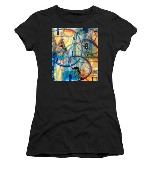 Abstract Appeal Women's T-Shirt