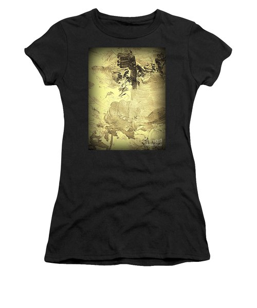 Ancient Melodies Women's T-Shirt (Athletic Fit)
