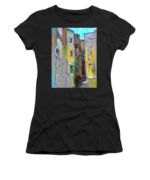 Abstract  Images Of Urban Landscape Series #13 Women's T-Shirt
