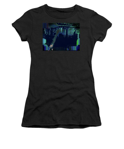 Abstract  Images Of Urban Landscape Series #7 Women's T-Shirt