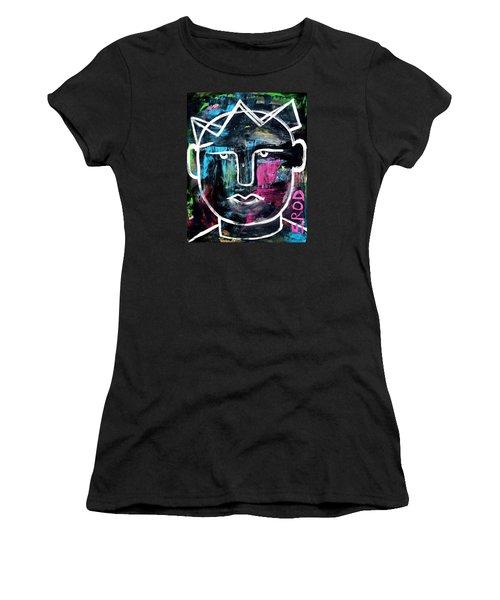 Abstract King - Original Robert Erod Art Women's T-Shirt