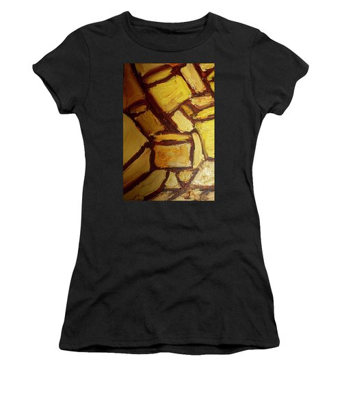 Abstract Lamp #2 Women's T-Shirt (Athletic Fit)