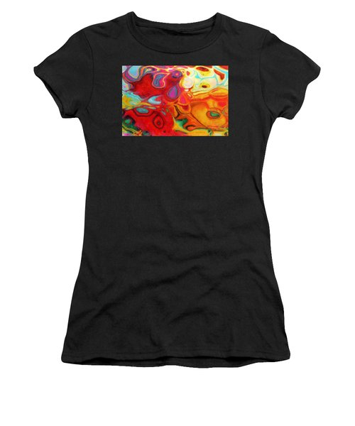 Abstract No. 20 Women's T-Shirt (Athletic Fit)