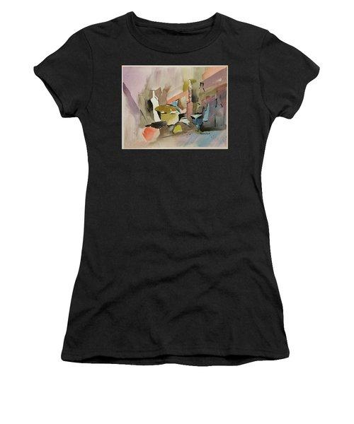 Abstract Opus 4 Women's T-Shirt