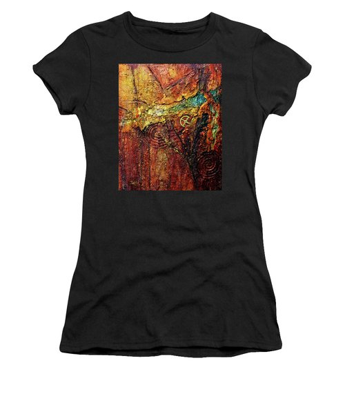 Abstract Rock 2 Women's T-Shirt