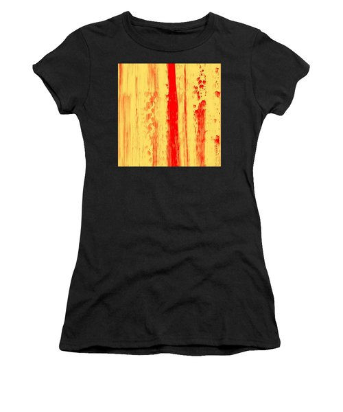 Abstract Urban Rain 3.0 Women's T-Shirt