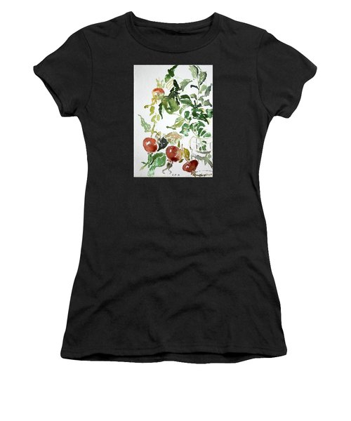 Abstract Vegetables Women's T-Shirt