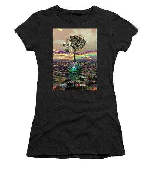 Acid Tree Women's T-Shirt (Athletic Fit)