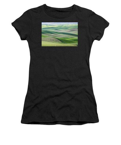 Across The Valley Women's T-Shirt