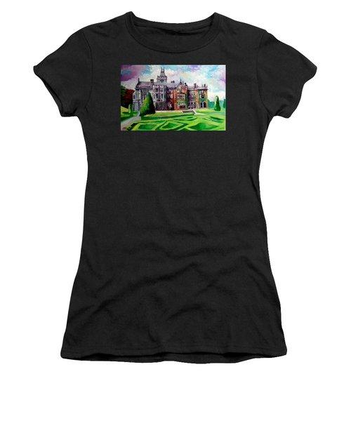 Adare Manor Co Limerck Ireland Women's T-Shirt (Athletic Fit)