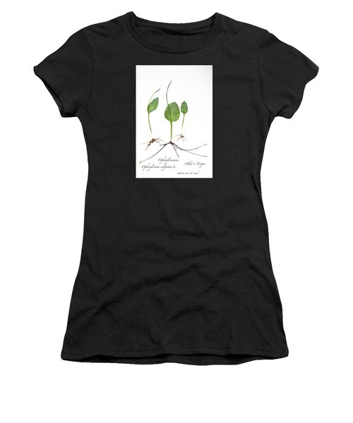 Adder'stongue Women's T-Shirt (Athletic Fit)