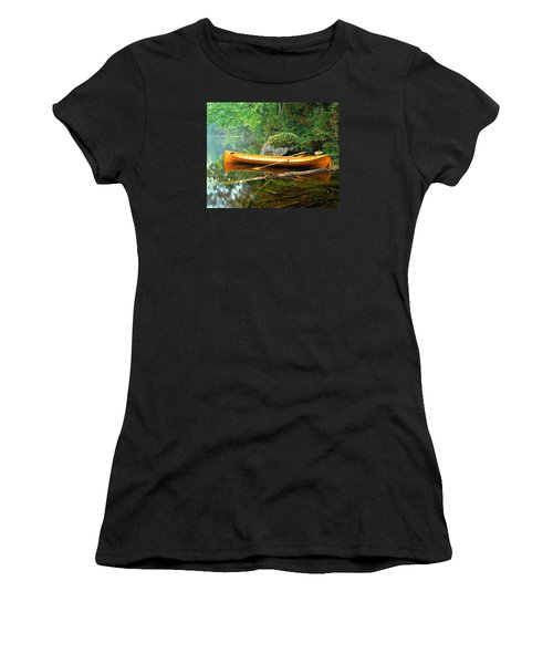 Adirondack Guideboat Women's T-Shirt