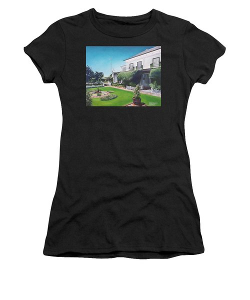 Admiralty House Women's T-Shirt (Athletic Fit)