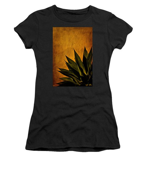 Adobe And Agave At Sundown Women's T-Shirt (Athletic Fit)