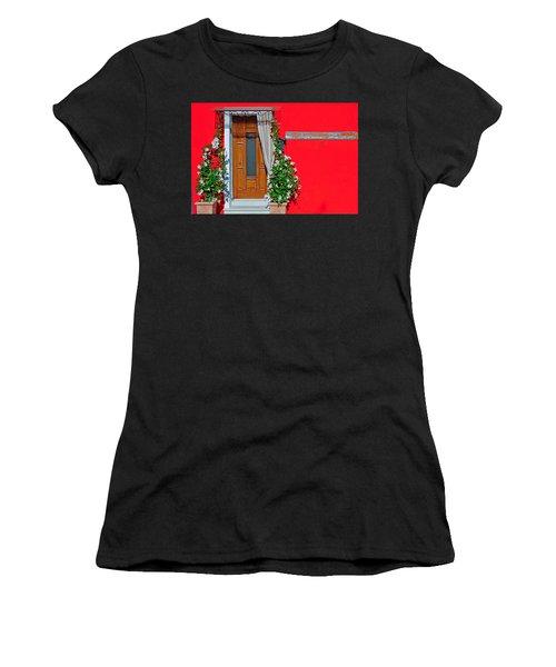 A-door-ned Women's T-Shirt