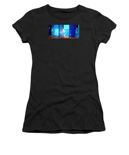 Adriatic  Women's T-Shirt (Athletic Fit)