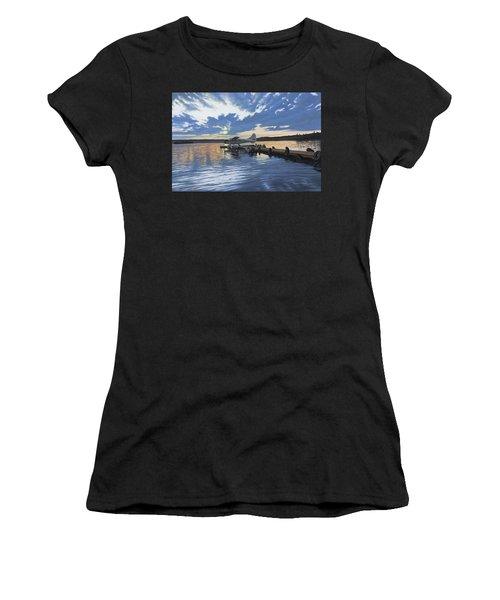 Adventure Awaits Women's T-Shirt