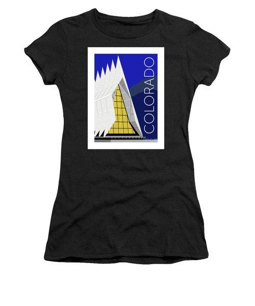 Colorado Afa Chapel Women's T-Shirt
