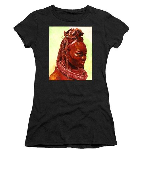 African Beauty Women's T-Shirt