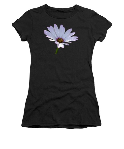 Women's T-Shirt (Junior Cut) featuring the photograph African Daisy by Scott Carruthers