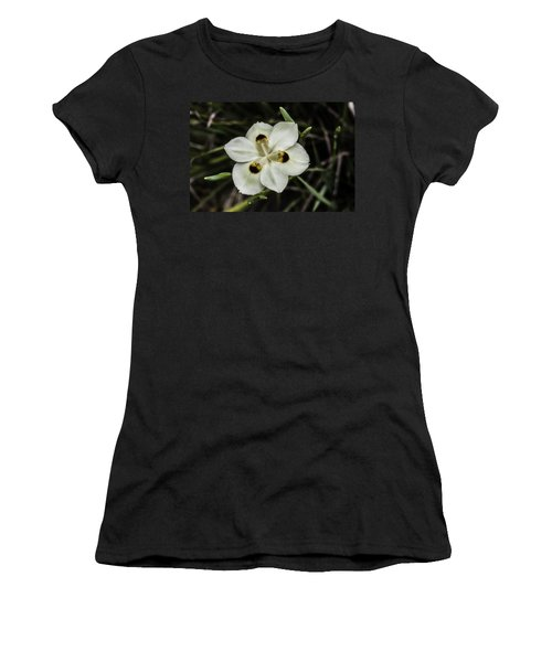 African Iris Women's T-Shirt