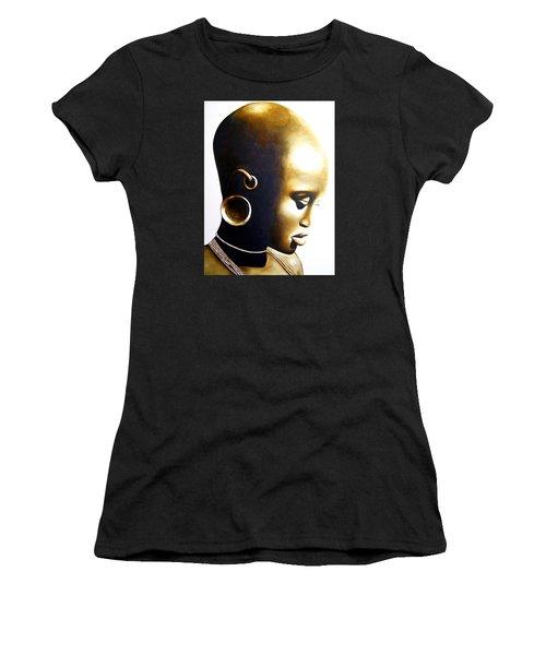 African Lady - Original Artwork Women's T-Shirt