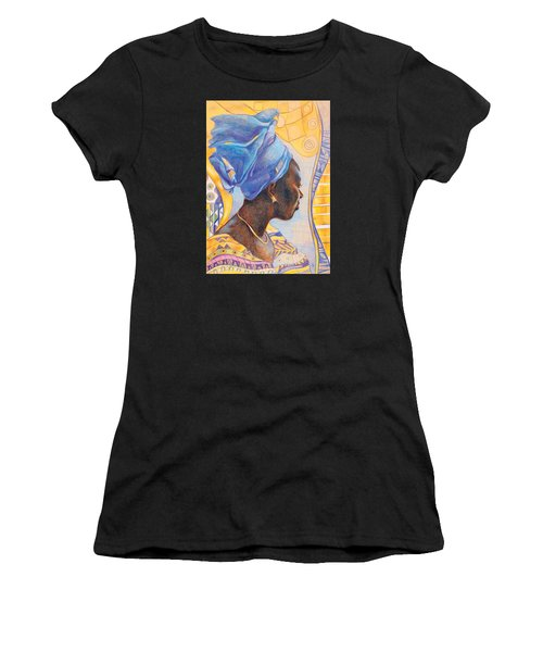 African Secession Women's T-Shirt (Athletic Fit)