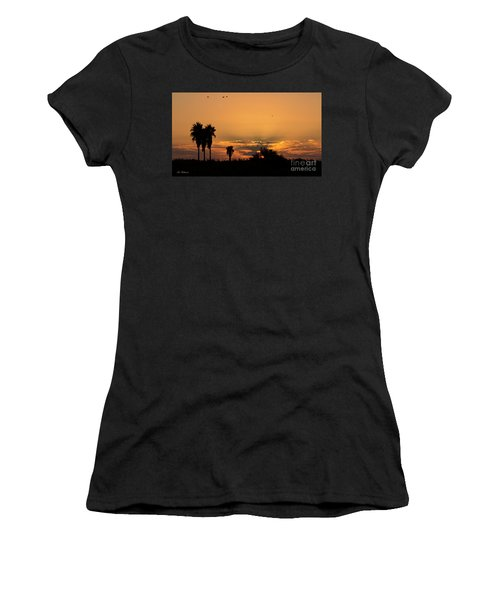 African Style Sunset 02 Women's T-Shirt