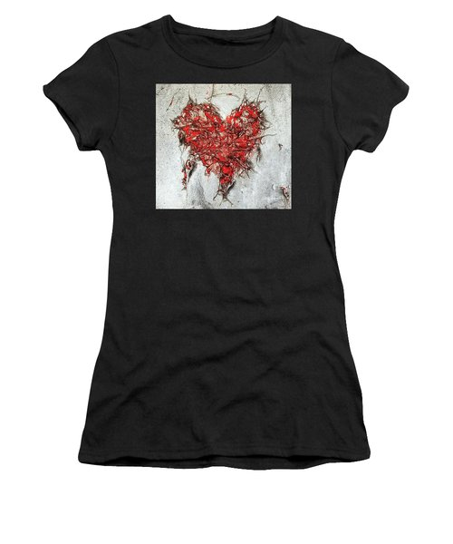 After Love Women's T-Shirt (Athletic Fit)