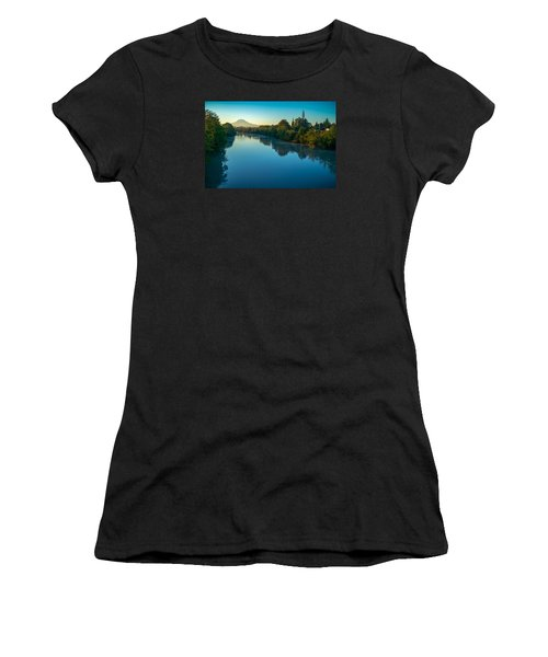 After Sunrise Women's T-Shirt (Junior Cut)