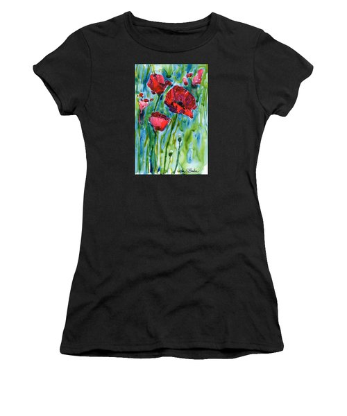 After The Rain Women's T-Shirt (Athletic Fit)