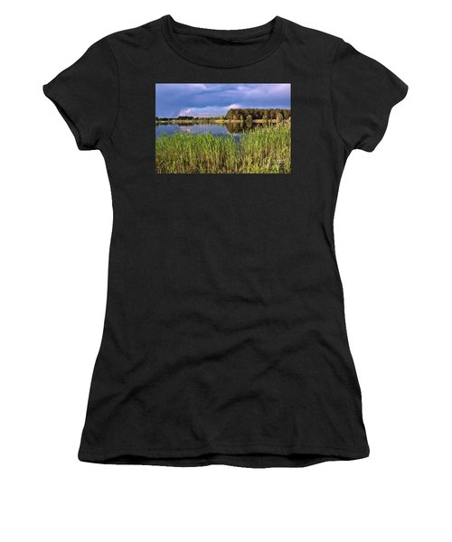 After The Rain Poetry Women's T-Shirt