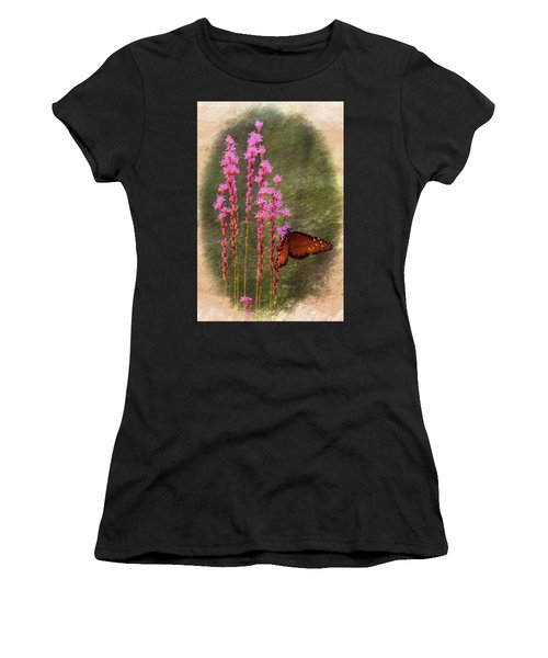 After The Storm Beauty Women's T-Shirt (Athletic Fit)