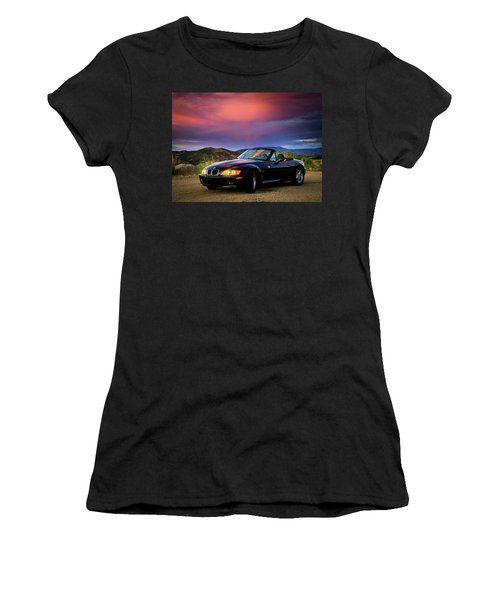 After The Storm - Bmw Z3 Women's T-Shirt