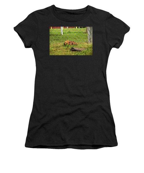 After Video Games Women's T-Shirt