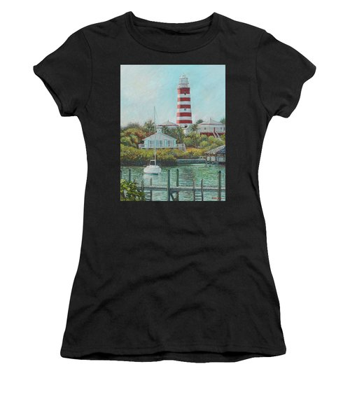 Afternoon In Hope Town Women's T-Shirt