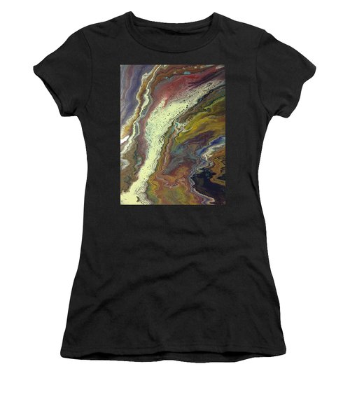 Agate Waterfall Women's T-Shirt