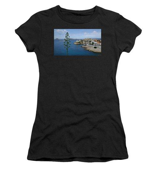 Agave At Corniche Women's T-Shirt