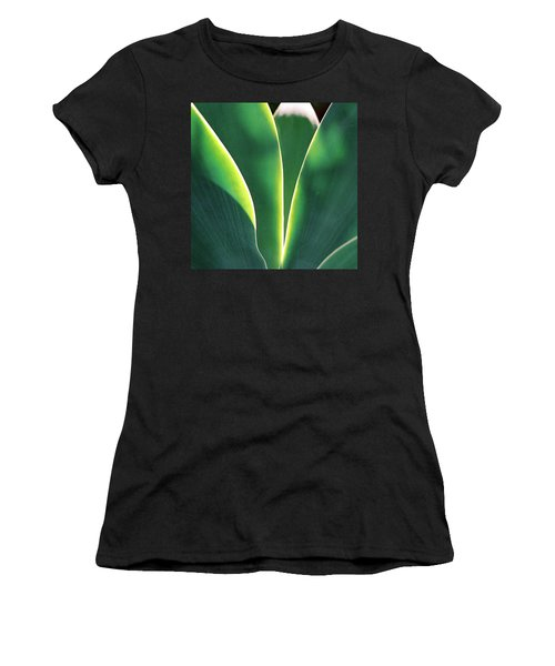 Agave Women's T-Shirt (Athletic Fit)
