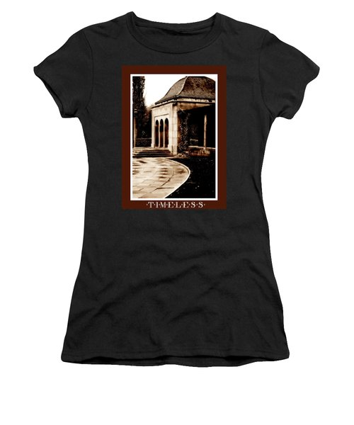 Aged By Time Women's T-Shirt (Athletic Fit)