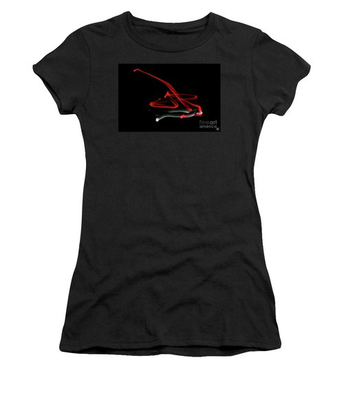 Aikido - Tenchinage, Omote Women's T-Shirt (Athletic Fit)